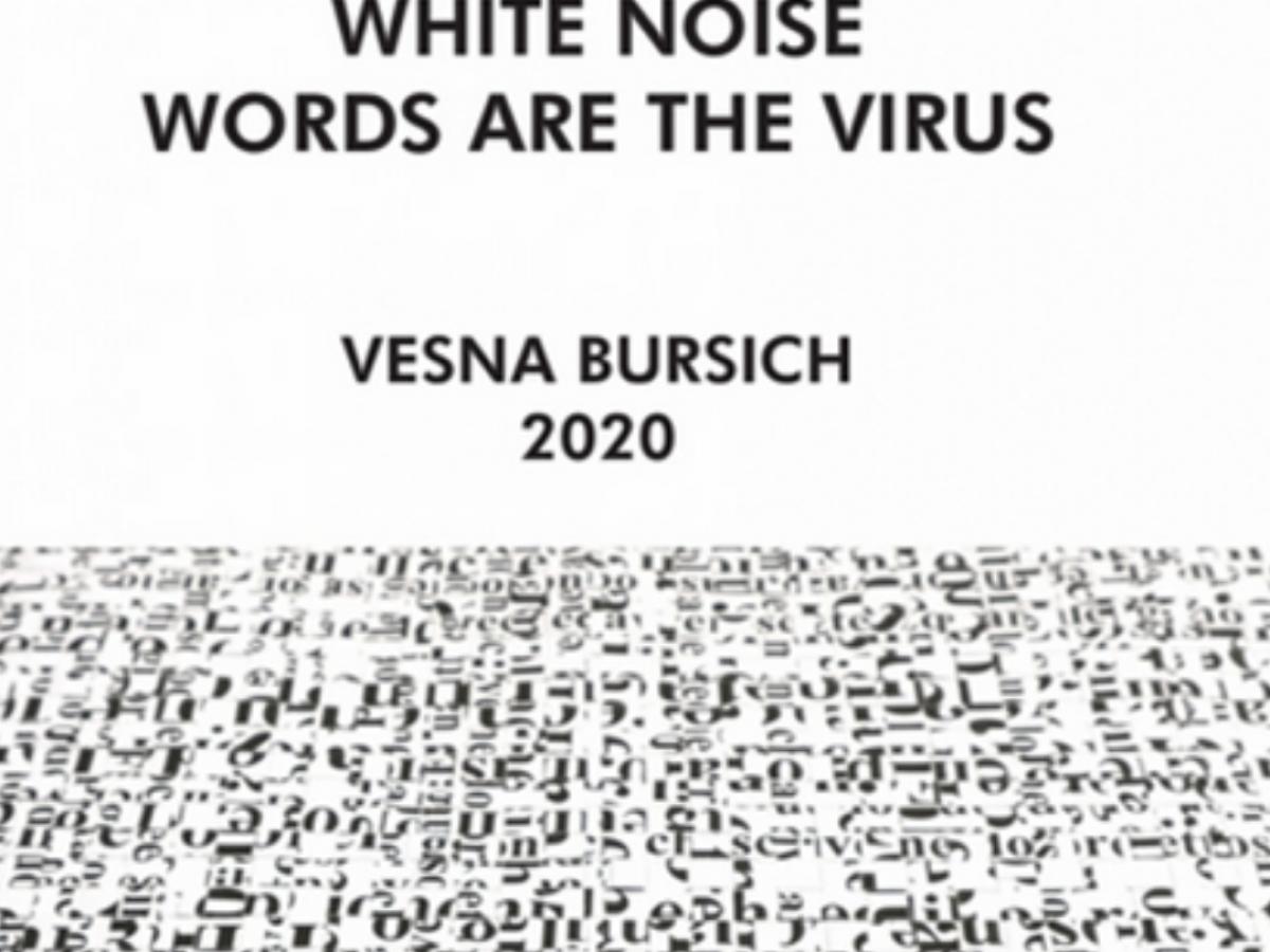 Comunicazione, cambiamento, arte: white noise